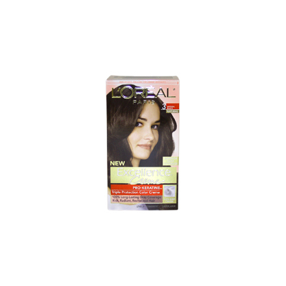 Excellence Creme Pro - Keratine # 3 Natural Black - Natural
