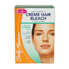 Extra Strength Creme Hair Bleach for Face & Body & Stubborn Hair by Sally Hansen