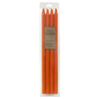 Rustic Tapers - Pumpkin  by Northern Lights
