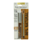 Bare Naturale Mineral-Enriched Mascara with 235 Cafe Pencil # 810 Black Brown by L'Oreal