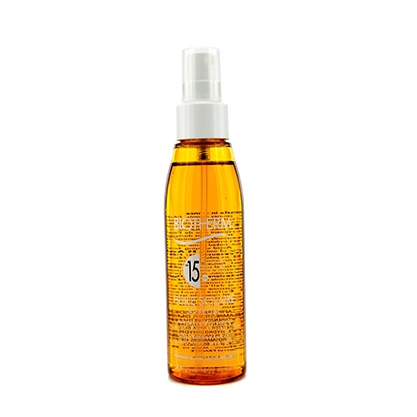 Huile Solaire SPF 15 - Silky Nutritive Sun Oil by Biotherm