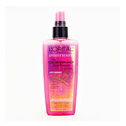 Advanced Haircare Color Vibrancy Dual Protect Spray For Color-Treated Hair by L_Oreal Paris