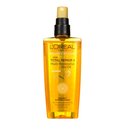 Advanced Haircare Total Repair 5 Multi-Restorative Dry Oil - Normal to Fine Hair  by L_Oreal Paris