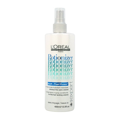 Potionizer Bi-Phase Leave In Spray Conditioner - For Fine Hair Lacking Volume by L_Oreal Paris