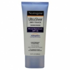Ultra Sheer Dry-Touch Sunblock SPF-55 by Neutrogena