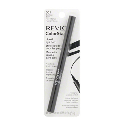 ColorStay Liquid Eye Pen - # 001 Blackest Black by Revlon